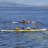 Some exciting and relaxing things to do during your visit to Skye - Kayaking