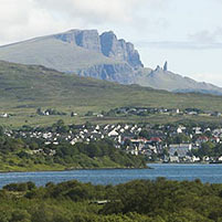 Information about Skye - Portree