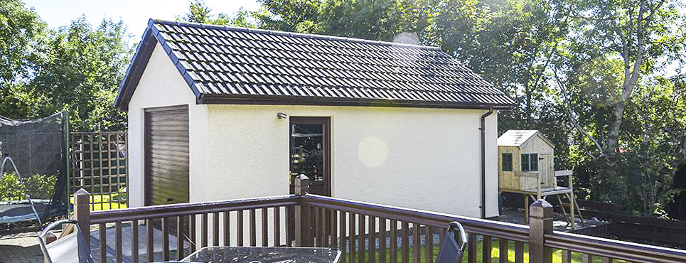 self catering accommodation ideal for children